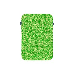 Specktre Triangle Green Apple Ipad Mini Protective Soft Cases by Alisyart