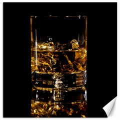 Drink Good Whiskey Canvas 20  X 20   by Onesevenart