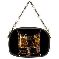 Drink Good Whiskey Chain Purses (two Sides)  by Onesevenart