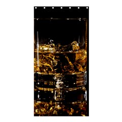 Drink Good Whiskey Shower Curtain 36  X 72  (stall)  by Onesevenart