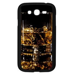 Drink Good Whiskey Samsung Galaxy Grand Duos I9082 Case (black) by Onesevenart