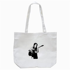 Hells Bells Tote Bag (white) by Photozrus
