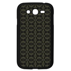Dark Interlace Tribal  Samsung Galaxy Grand Duos I9082 Case (black) by dflcprints