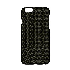 Dark Interlace Tribal  Apple Iphone 6/6s Hardshell Case by dflcprints