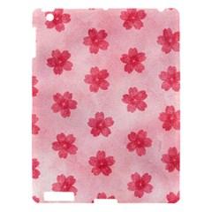 Watercolor Flower Patterns Apple Ipad 3/4 Hardshell Case by TastefulDesigns