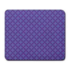 Abstract Purple Pattern Background Large Mousepads by TastefulDesigns