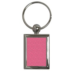 Background Letters Decoration Key Chains (rectangle)  by Simbadda