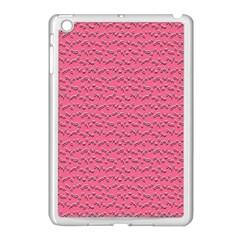 Background Letters Decoration Apple Ipad Mini Case (white) by Simbadda