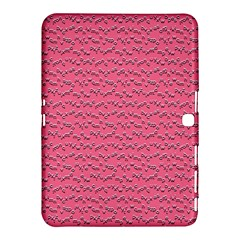 Background Letters Decoration Samsung Galaxy Tab 4 (10 1 ) Hardshell Case  by Simbadda
