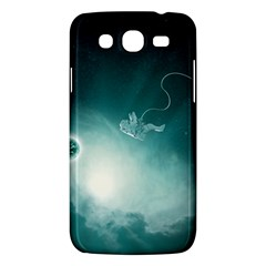 Astronaut Space Travel Gravity Samsung Galaxy Mega 5 8 I9152 Hardshell Case  by Simbadda