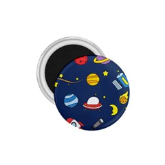 Space Background Design 1 75  Magnets by Simbadda