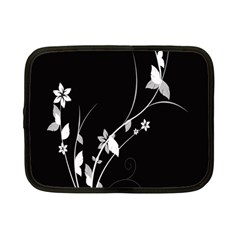 Plant Flora Flowers Composition Netbook Case (small)