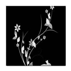 Plant Flora Flowers Composition Face Towel by Simbadda