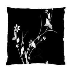 Plant Flora Flowers Composition Standard Cushion Case (two Sides) by Simbadda