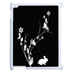 Plant Flora Flowers Composition Apple Ipad 2 Case (white) by Simbadda