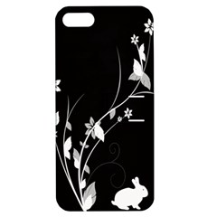 Plant Flora Flowers Composition Apple Iphone 5 Hardshell Case With Stand by Simbadda