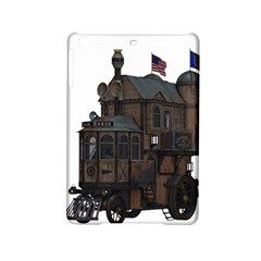 Steampunk Lock Fantasy Home iPad Mini 2 Hardshell Cases by Simbadda