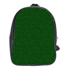 Texture Green Rush Easter School Bags(large)  by Simbadda