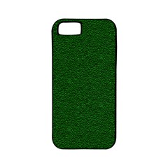 Texture Green Rush Easter Apple Iphone 5 Classic Hardshell Case (pc+silicone) by Simbadda