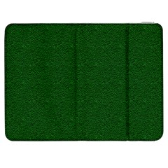 Texture Green Rush Easter Samsung Galaxy Tab 7  P1000 Flip Case by Simbadda