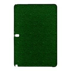 Texture Green Rush Easter Samsung Galaxy Tab Pro 12 2 Hardshell Case by Simbadda