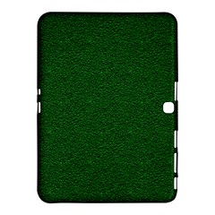 Texture Green Rush Easter Samsung Galaxy Tab 4 (10 1 ) Hardshell Case  by Simbadda