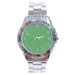 Green1 Stainless Steel Analogue Watch by PhotoNOLA