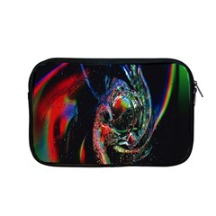 Abstraction Dive From Inside Apple Macbook Pro 13  Zipper Case by Simbadda