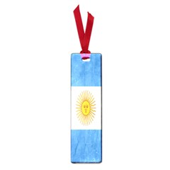 Argentina Texture Background Small Book Marks by Simbadda