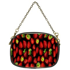 Berry Strawberry Many Chain Purses (one Side)  by Simbadda