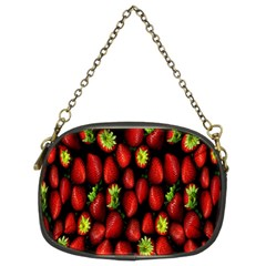 Berry Strawberry Many Chain Purses (two Sides)  by Simbadda