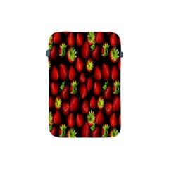 Berry Strawberry Many Apple Ipad Mini Protective Soft Cases by Simbadda