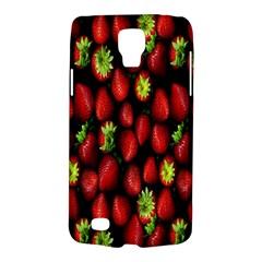 Berry Strawberry Many Galaxy S4 Active by Simbadda