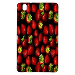 Berry Strawberry Many Samsung Galaxy Tab Pro 8 4 Hardshell Case by Simbadda