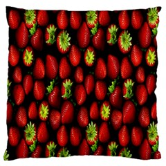 Berry Strawberry Many Standard Flano Cushion Case (two Sides) by Simbadda