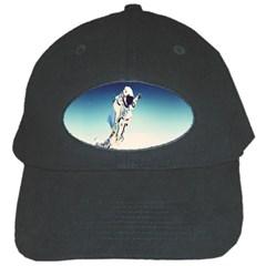 Astronaut Black Cap by Simbadda