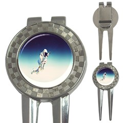 Astronaut 3 In 1 Golf Divots by Simbadda