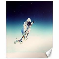 Astronaut Canvas 16  X 20   by Simbadda