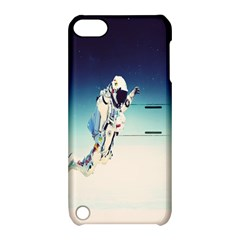 Astronaut Apple Ipod Touch 5 Hardshell Case With Stand by Simbadda