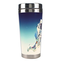 Astronaut Stainless Steel Travel Tumblers by Simbadda