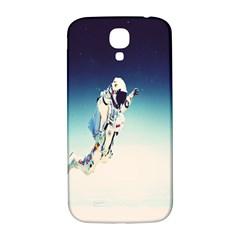 Astronaut Samsung Galaxy S4 I9500/i9505  Hardshell Back Case by Simbadda