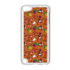Wine Cheede Fruit Purple Yellow Orange Apple Ipod Touch 5 Case (white) by Alisyart