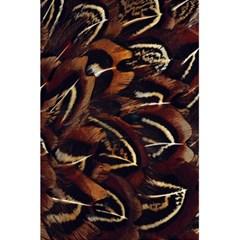 Feathers Bird Black 5 5  X 8 5  Notebooks by Simbadda