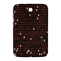 Cubes Small Background Samsung Galaxy Note 8 0 N5100 Hardshell Case  by Simbadda
