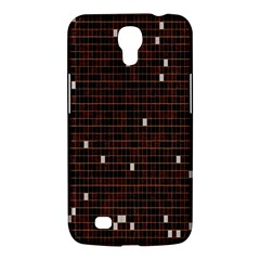 Cubes Small Background Samsung Galaxy Mega 6 3  I9200 Hardshell Case by Simbadda