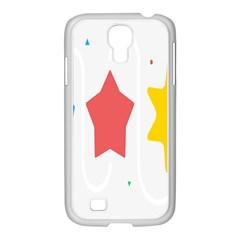 Evolution Jumsoft Star Samsung Galaxy S4 I9500/ I9505 Case (white) by Alisyart