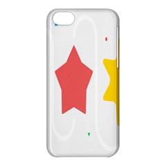 Evolution Jumsoft Star Apple Iphone 5c Hardshell Case by Alisyart