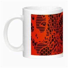Enlarge Orange Purple Night Luminous Mugs by Alisyart