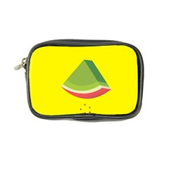 Fruit Melon Sweet Yellow Green White Red Coin Purse by Alisyart