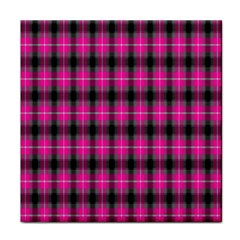 Cell Background Pink Surface Face Towel by Simbadda